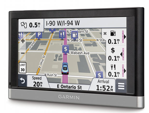 Garmin nuvi 2597LMT review
